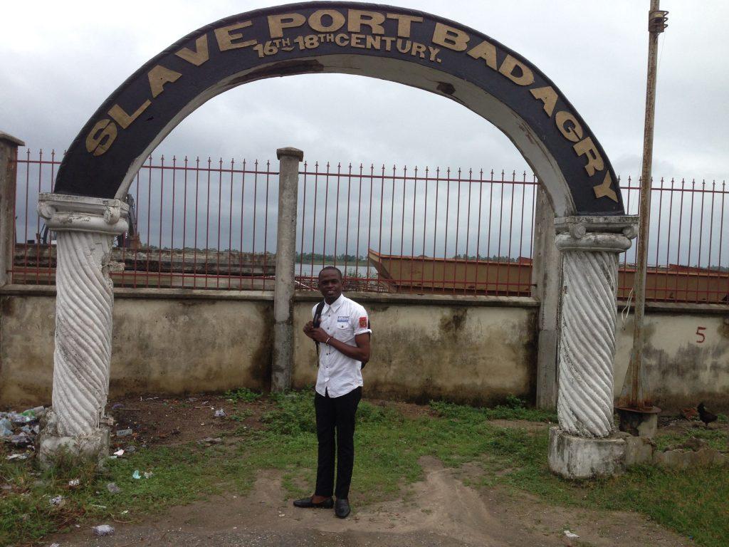 Kalu Kalu Kalu at Badagry Slave Port