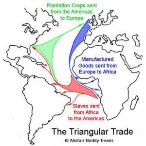 Trans antlantic slave
