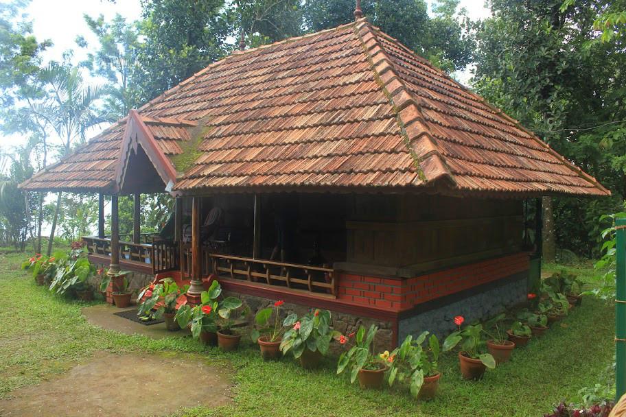 Vernacular Kerala House
