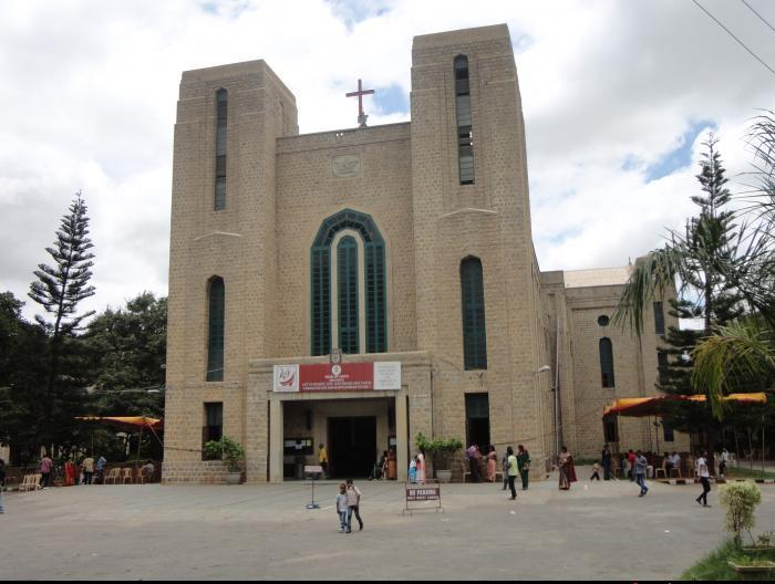 bangalore-holy-ghost-church