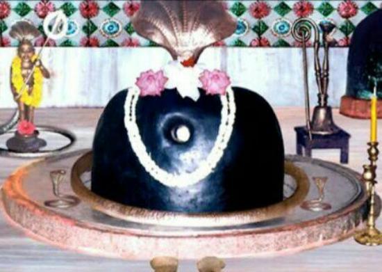 Lord Shiva's idol