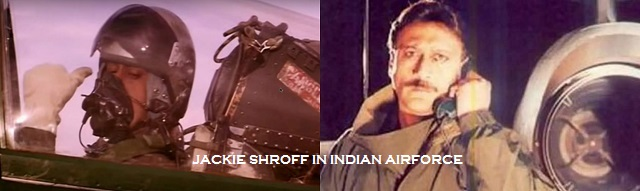 Jackie Shroff In Indian Airforce Credits : www.etc.in