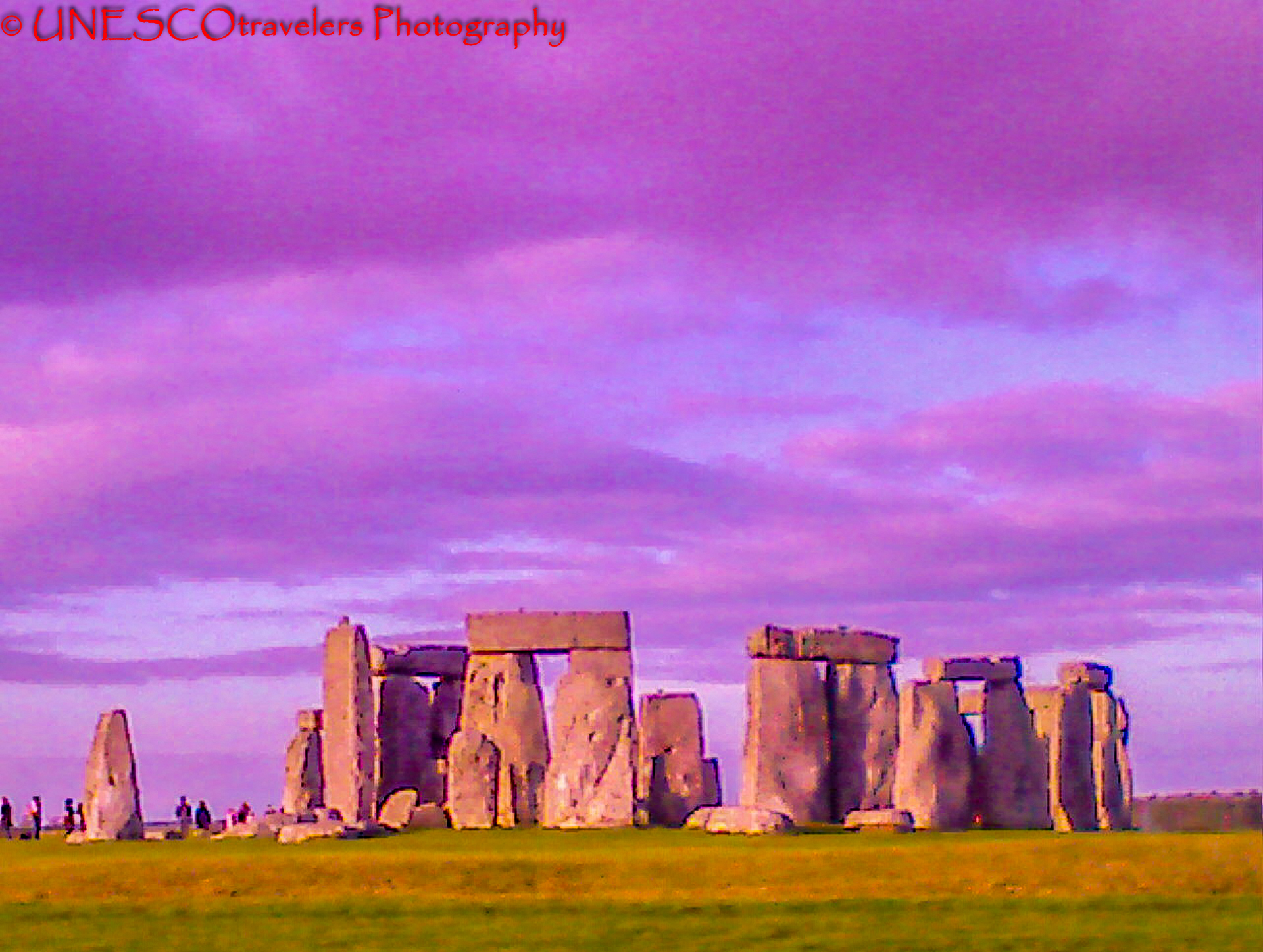 The Monoliths of Stonehenge Stonehenge, Avebury and Associated Sites - United Kingdom of Great Britain and Northern Ireland By UNESCOtravelers