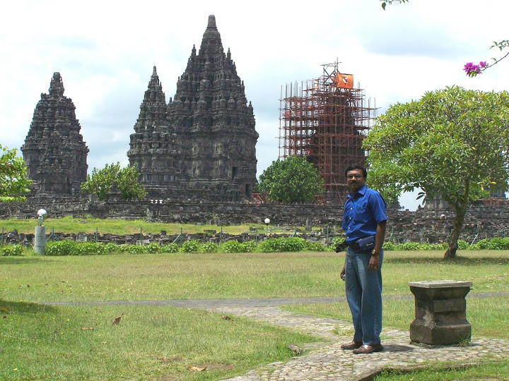 Prambanan Temple Compounds - Indonesia senthil durai