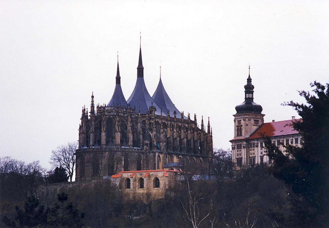 Kutná Hora: Historical Town Centre with the Church of St Barbara and the Cathedral of Our Lady at Sedlec - Czech Republic Anne-Sophie Redisch