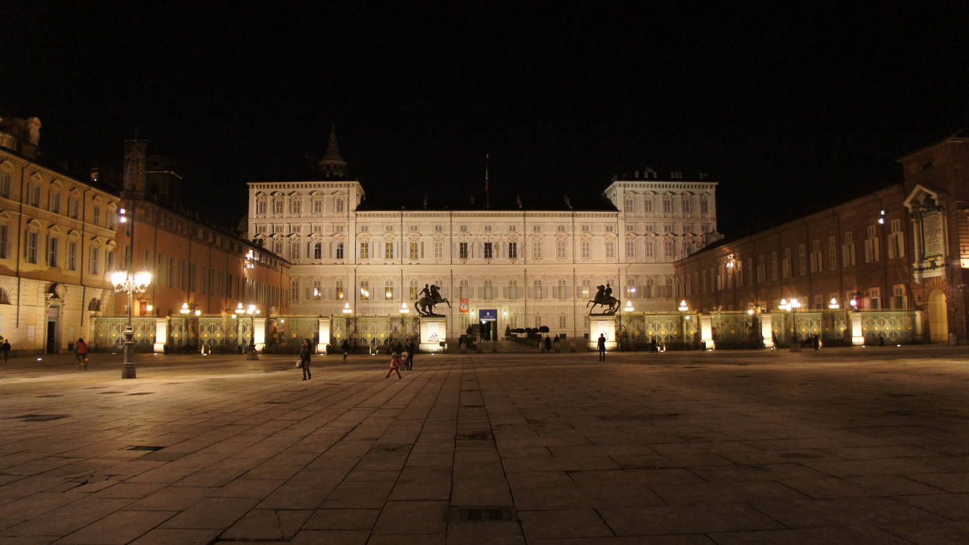 Royal Palace of Turin Residences of the Royal House of Savoy - Italy Chelsea Solan