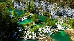 Best Waterfalls in Europe! Plitvice Lakes National Park - Croatia Trailblazer