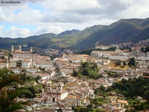 Historic Town of Ouro Preto