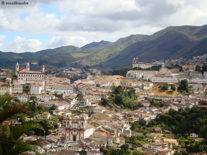 General View of Ouro Preto Historic Town of Ouro Preto - Brazil Ronaldo André Rodrigues da Silva