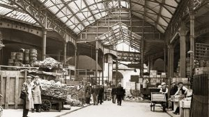 Factfile: The Historical Markets in London