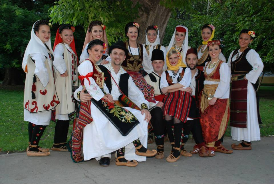 "Ensemble ""Branko Radicevic"" from Stara Pazova"