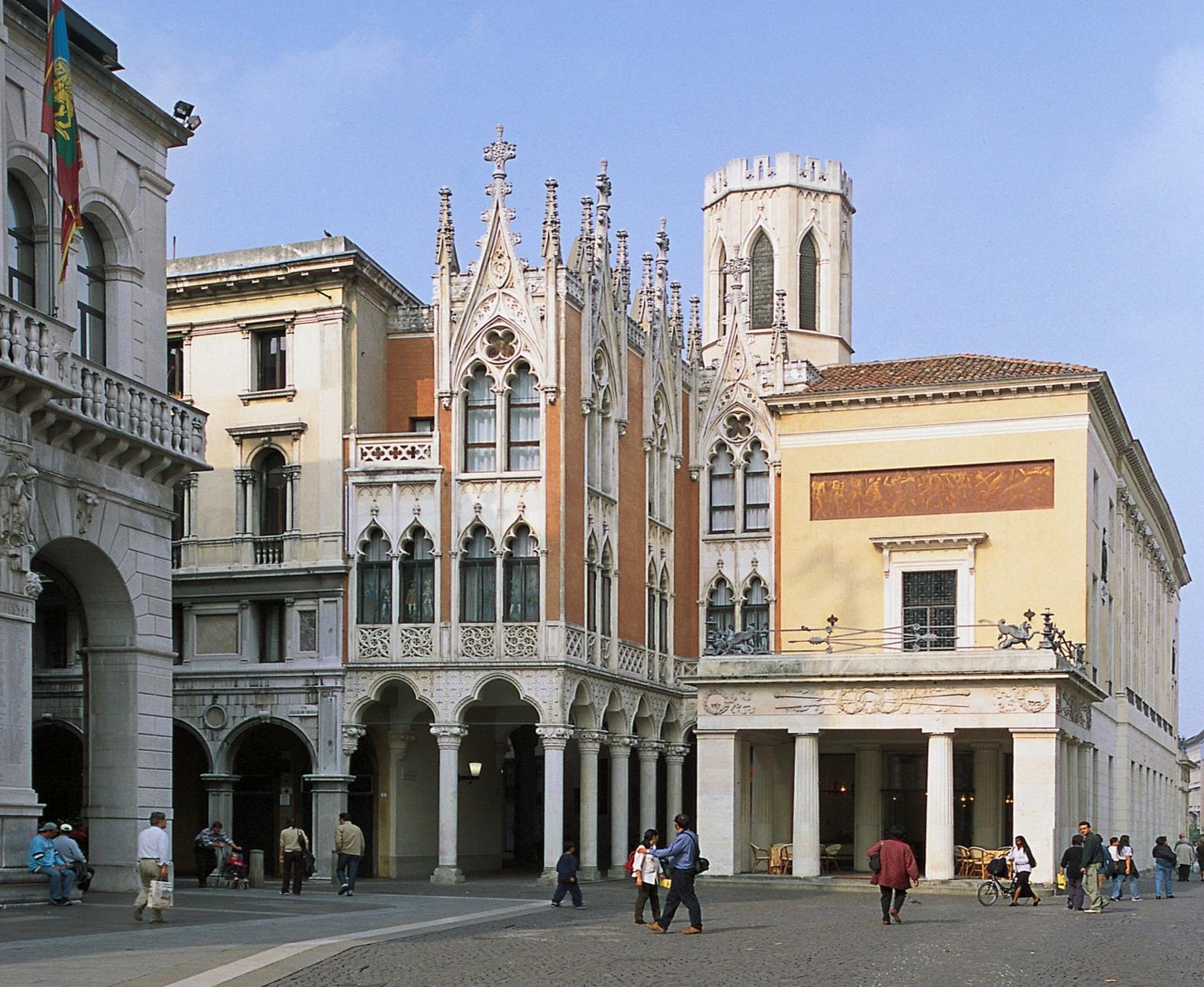 The Pedrocchi Café, Padua, Italy