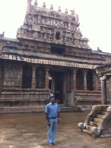 Darasuram – Airavateswara Temple