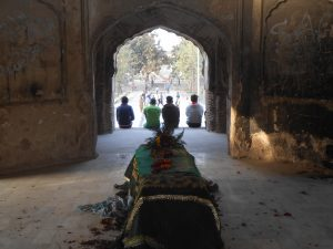 The Forgotten Tomb of Nadira Begum