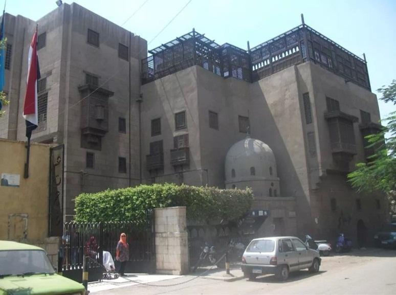 Bayt al-Kritliya (Gayer-Anderson Musuem)