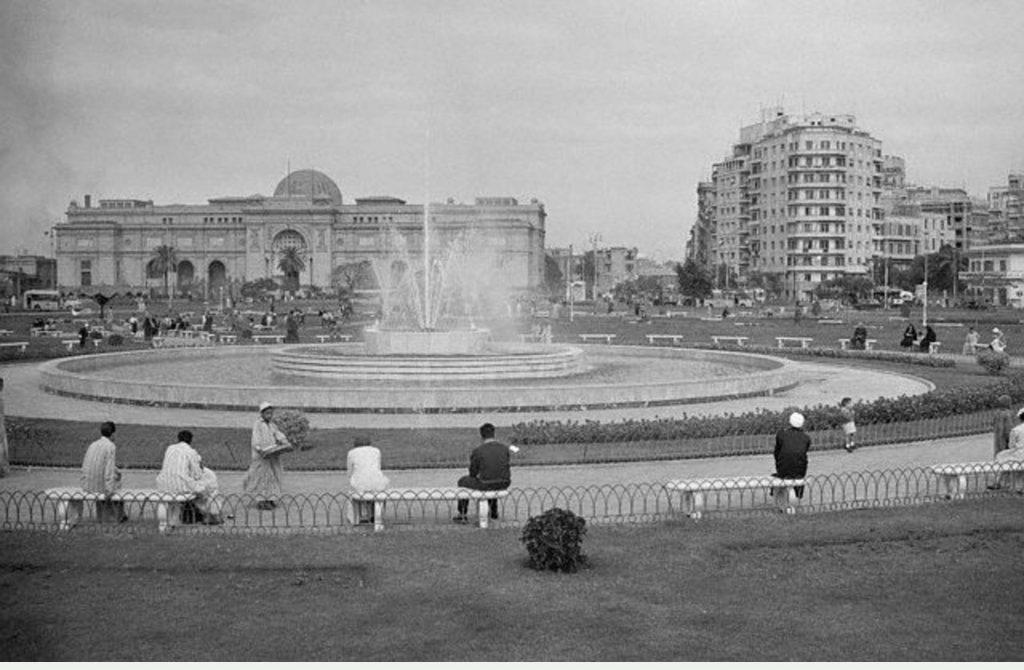 Tahrir Square (Al-Sayyad, 2016)