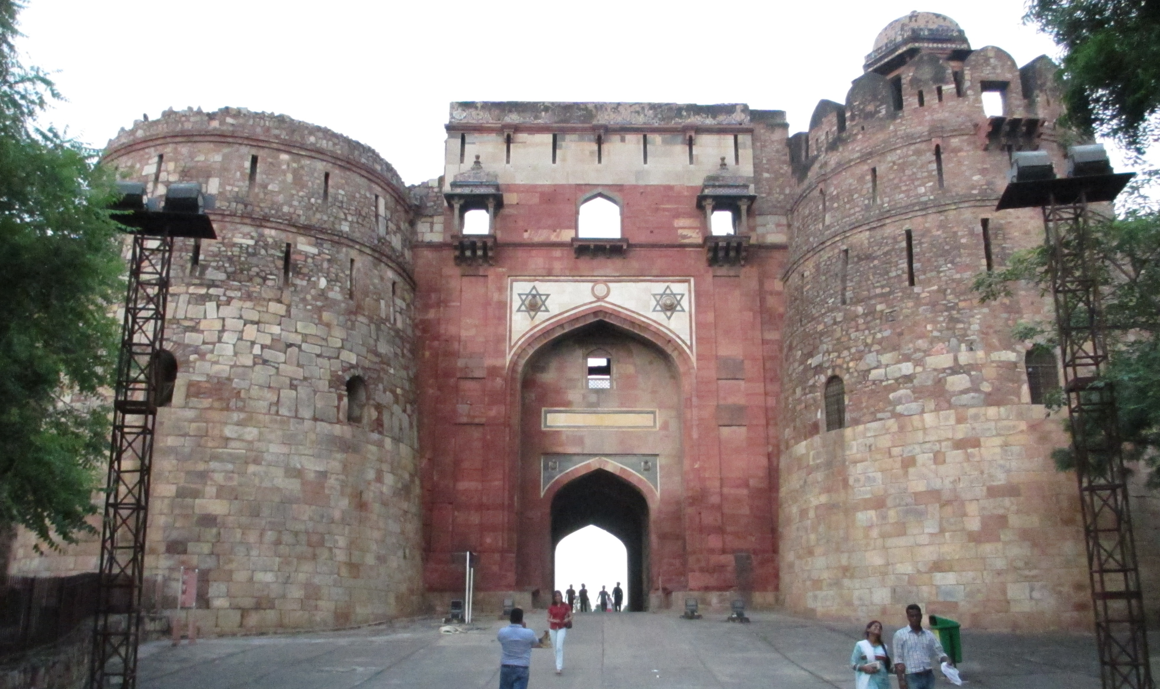 The Qila That Once Was the Sixth City of Delhi - Go UNESCO