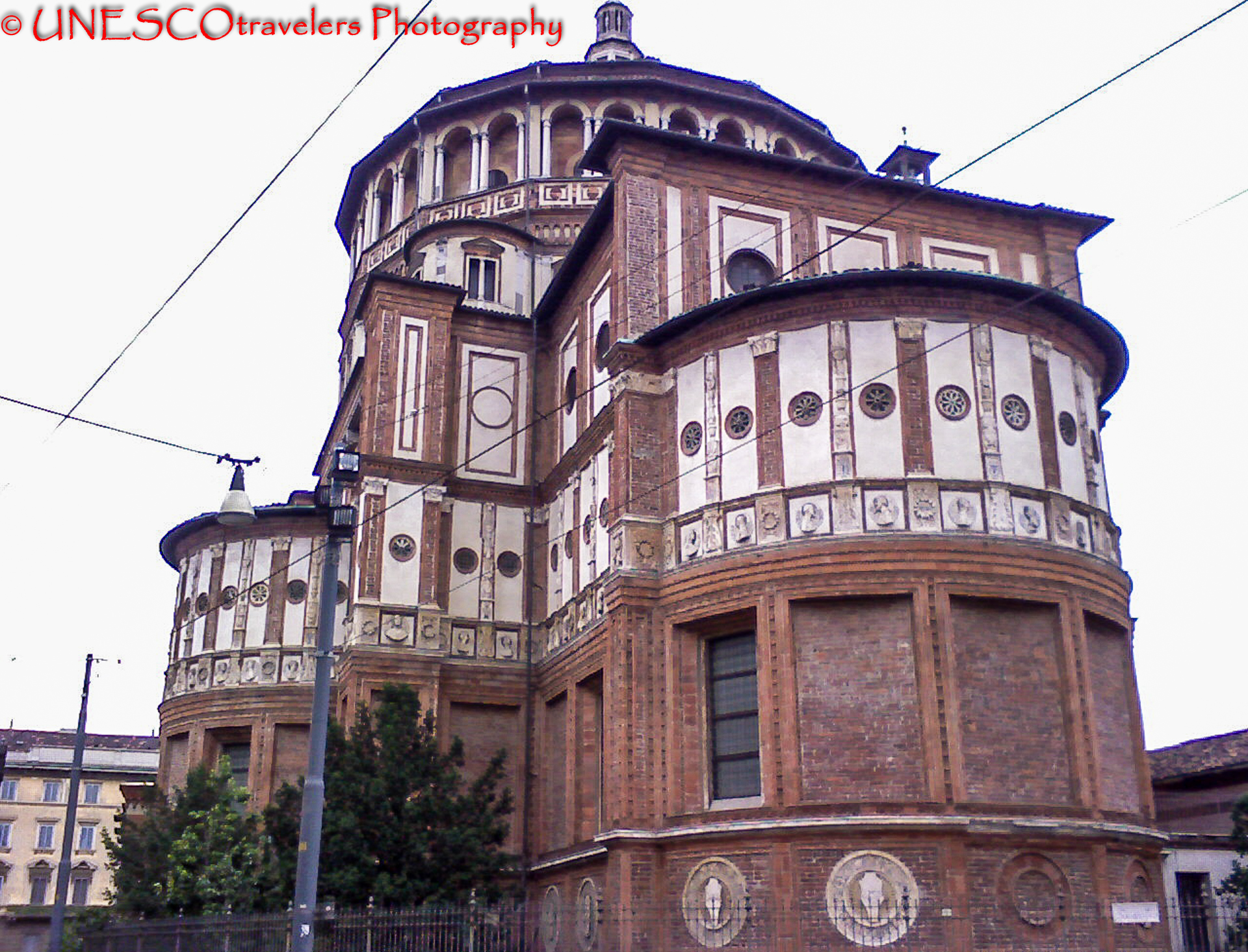 The Last Supper of Christ Church and Dominican Convent of Santa Maria delle Grazie with The Last Supper - Italy By UNESCOtravelers