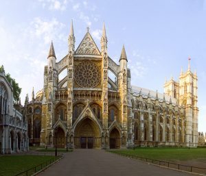 Solve this Royal Quiz on Westminster Abbey