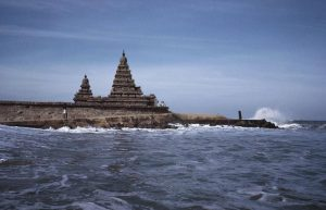 Legend Of Mahabalipuram's Submerged Pagodas