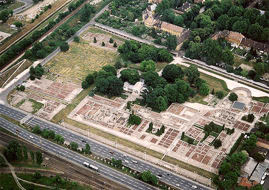 Aquincum Civillian Town Source: budapest-foto.hu