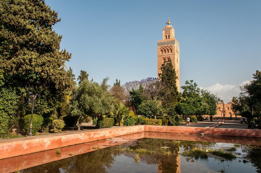 Medina of Marrakesh Medina of Marrakesh - Morocco Gary Arndt