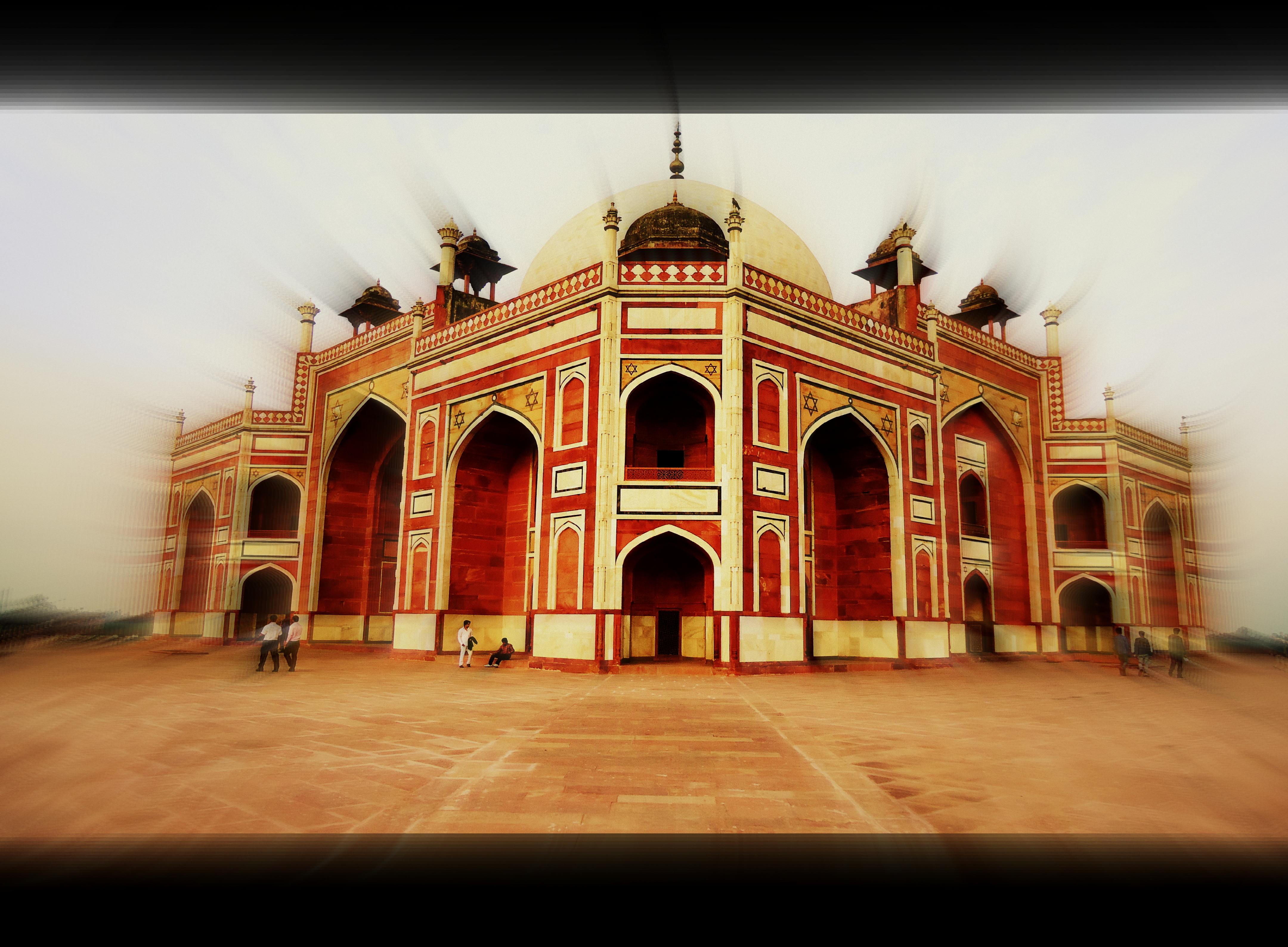 Humayun's Tomb shubhankar kapoor