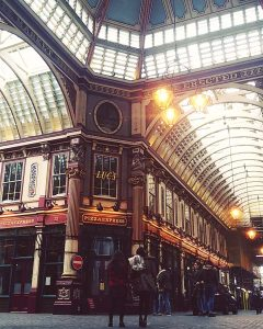 A Walk through the Old Markets of London