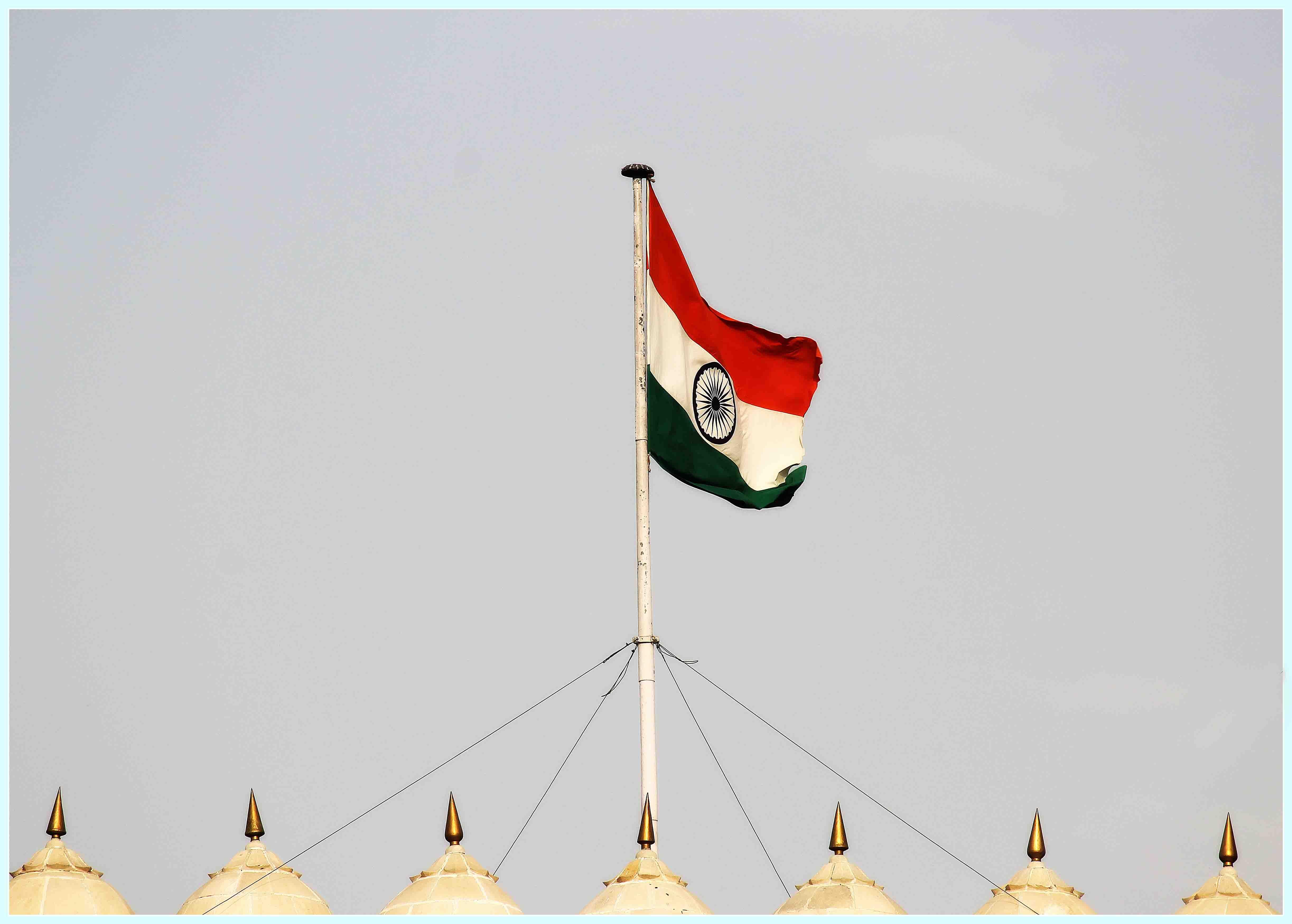 Red Fort Complex - India Satnam Singh