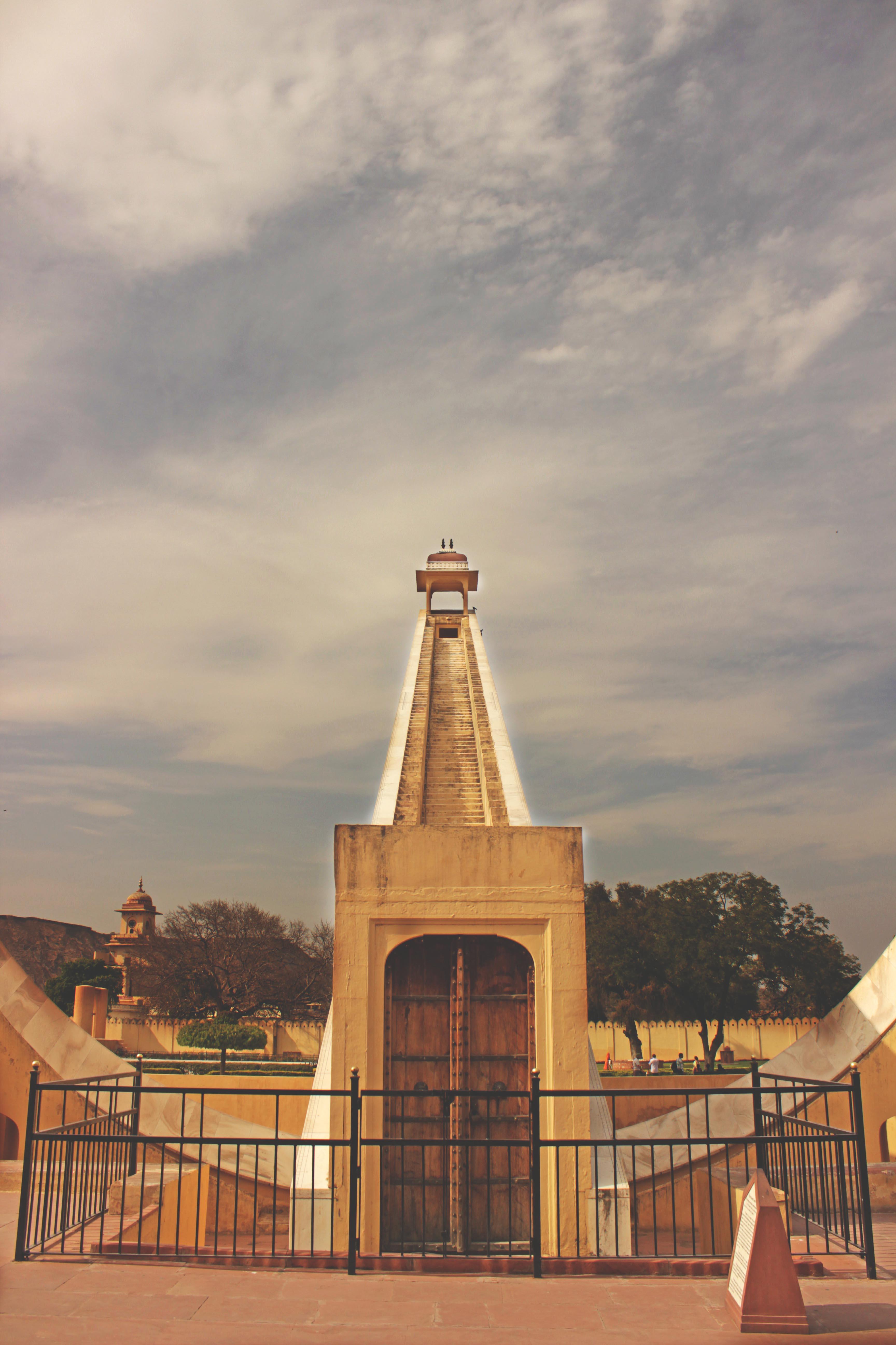 The Jantar Mantar, Jaipur India Vrihat Samrat Yantra tejinder singh