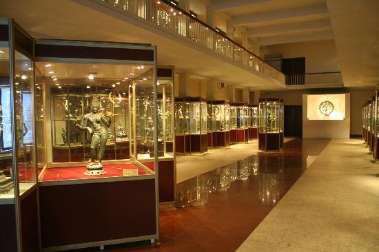 Bangalore museum interior