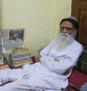 Meet The Raconteur, Mirza Naseem Changezi