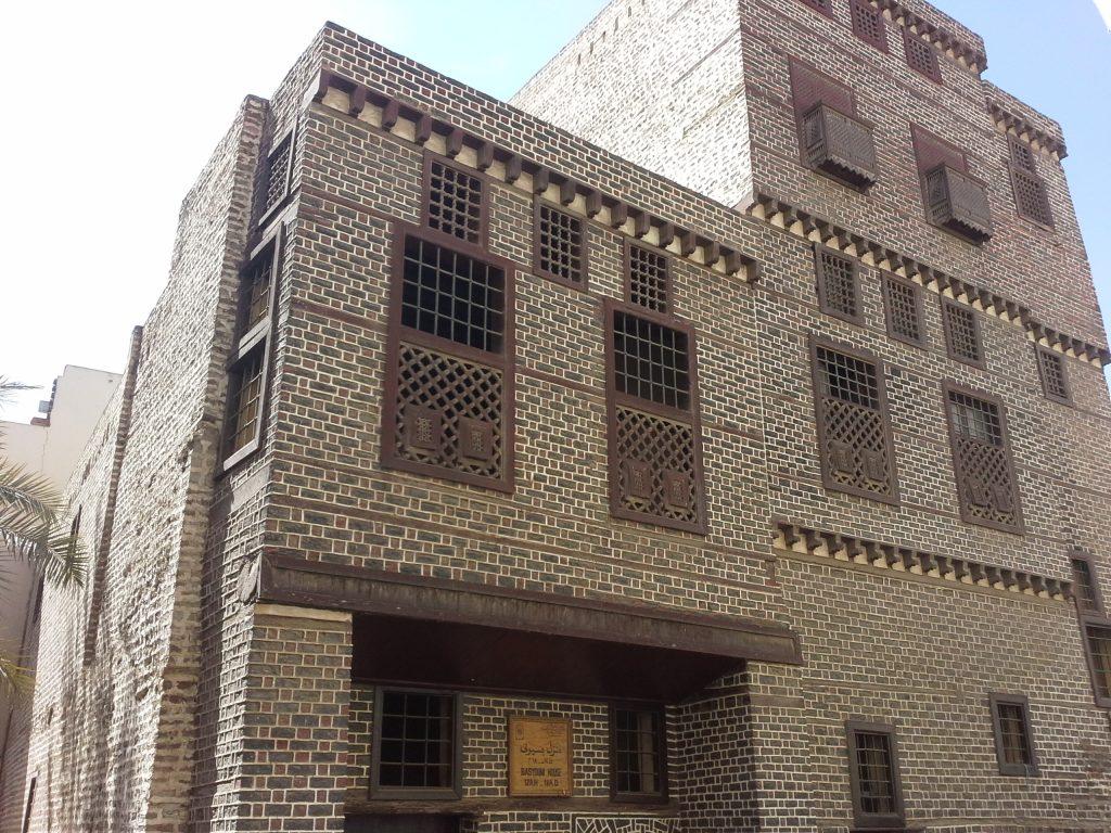 House Façade, ©Mohamed Badry, 5 March 2015
