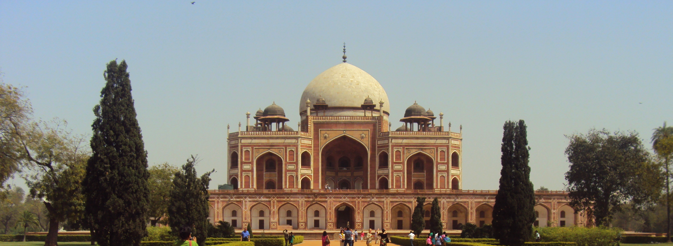The Beauty of Death Humayun's Tomb, Delhi - India Aakriti Suresh