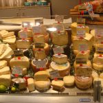 Italian cheeses (Source: https://commons.wikimedia.org/wiki/File:Grocery_store_in_Roma.jpg)