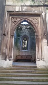 Making Heritage Fun at St. Dunstan, London