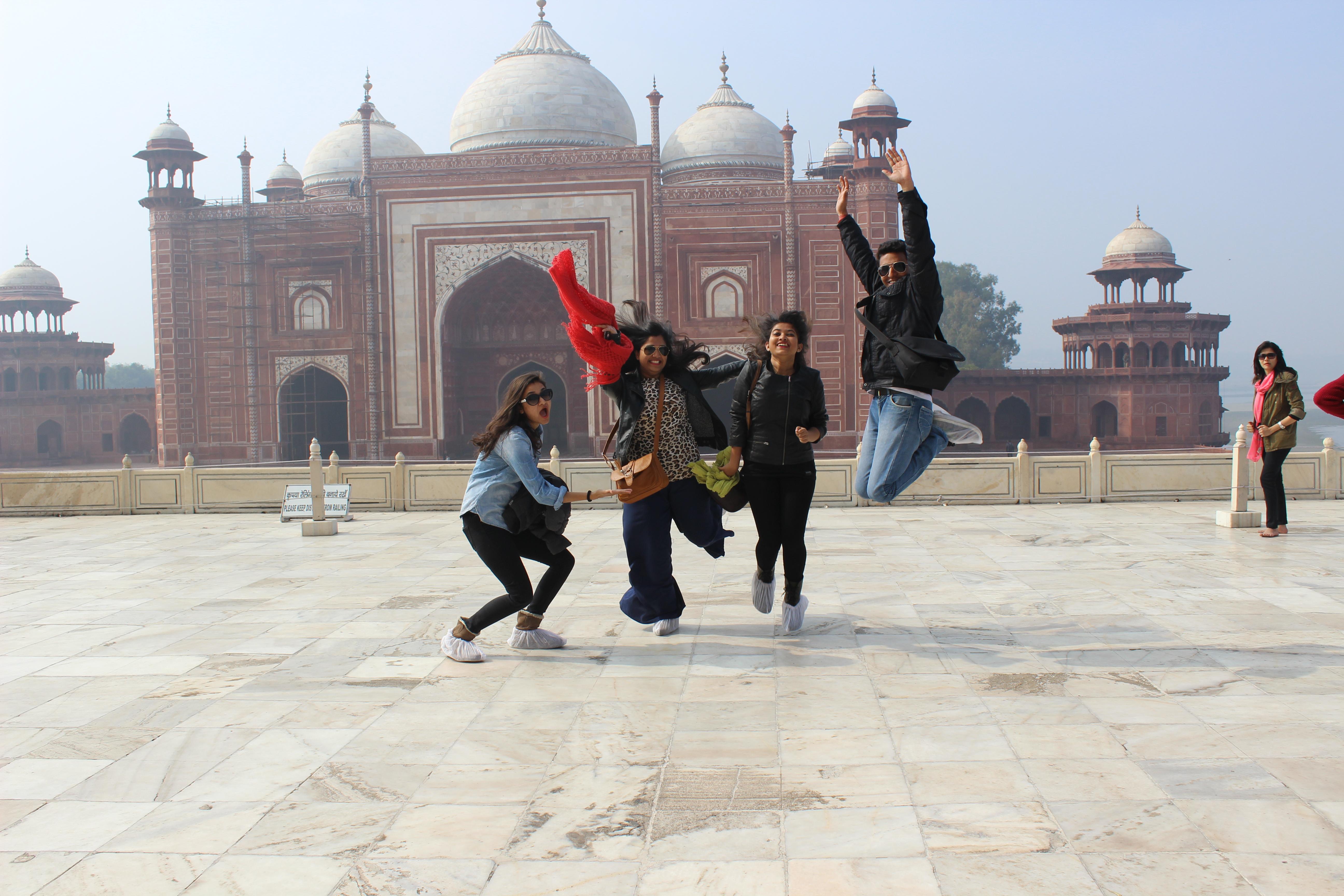 Taj Mahal Vasundhara Kar