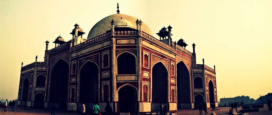 The Mughal Legacy Humayun's Tomb, Delhi - India Ansh Kathpalia