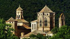 An Active Cistercian Monastery Poblet Monastery - Spain Trailblazer