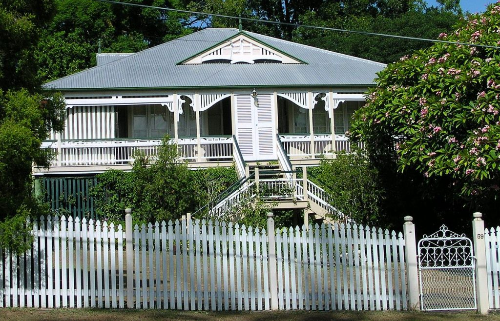 A restored Queenslander. Source: JBrew, Flickr