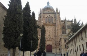 Salamanca in the Middle Ages: A Photowalk