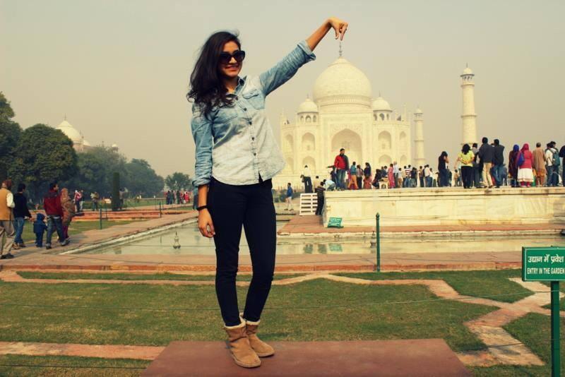 Taj Mahal, India Taj Mahal - India baloni mamta