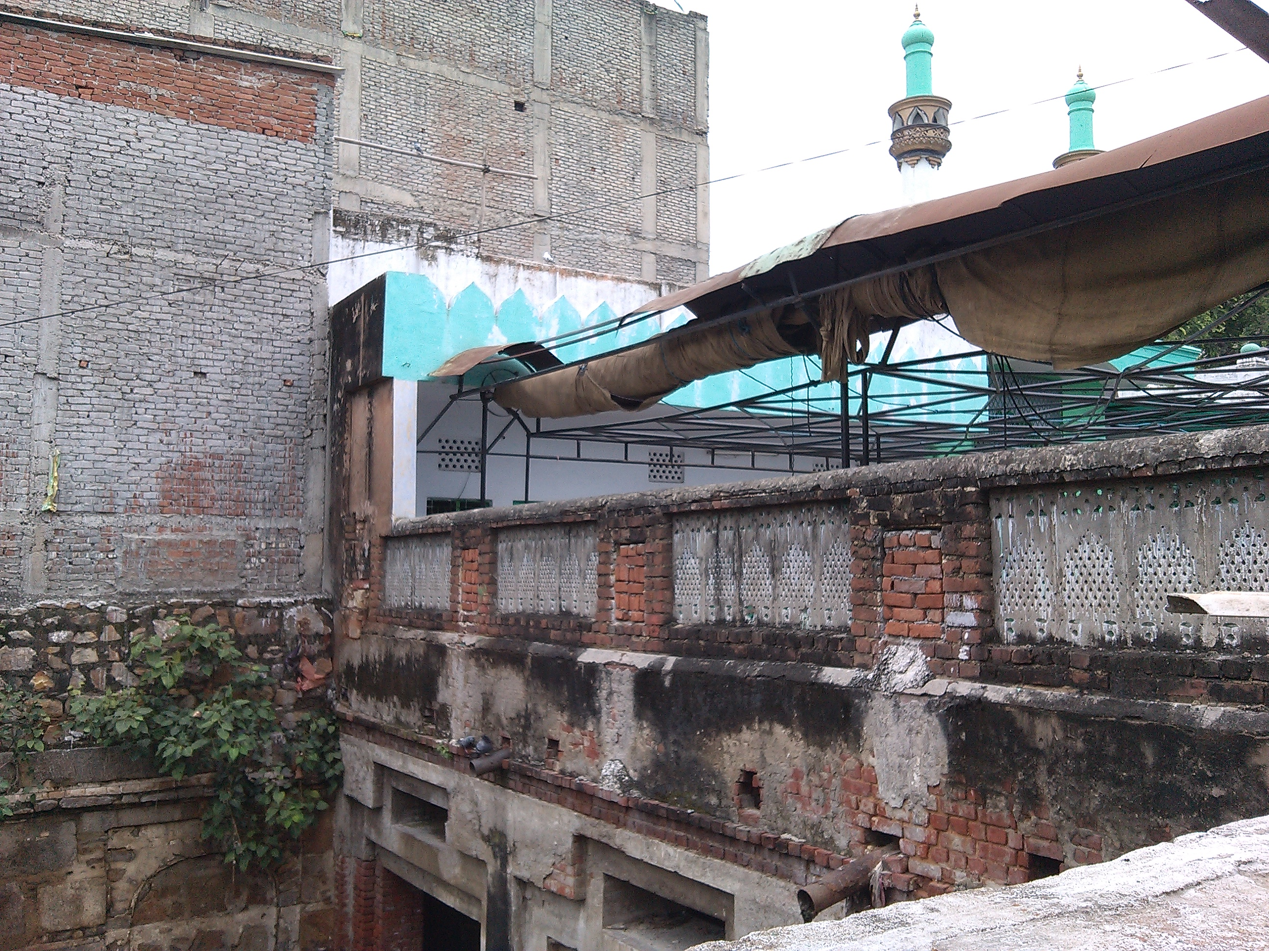 The Baoli, now defunct