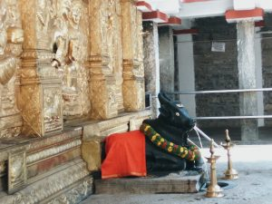 A visit to the Nandishwara Teertha Temple in Bangalore