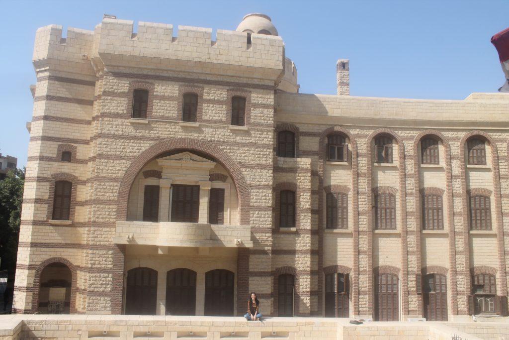 old cairo monica