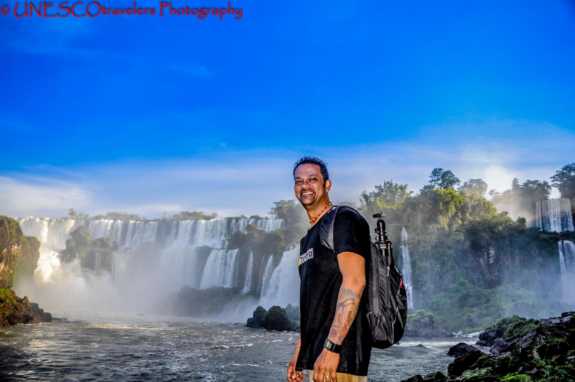 The Falls of Iguazu @ Puerto Iguazu, Argentina Iguazu National Park - Argentina By UNESCOtravelers