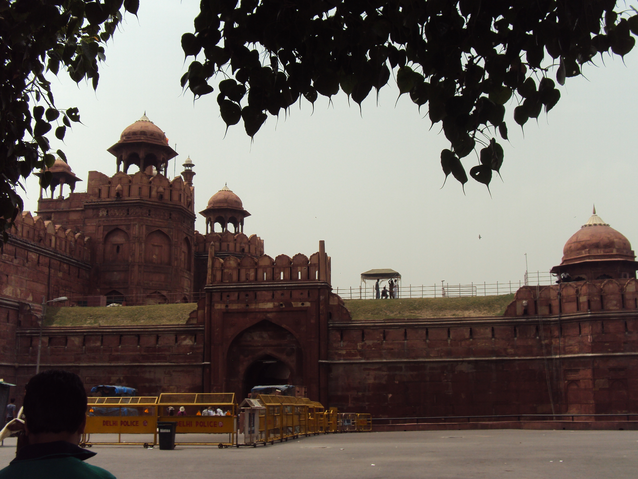 Royalty in Red Red Fort Complex - India By Aakriti Suresh