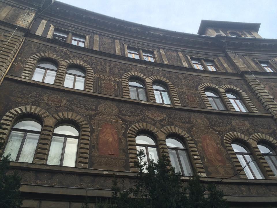 Villa in Andrássy Avenue