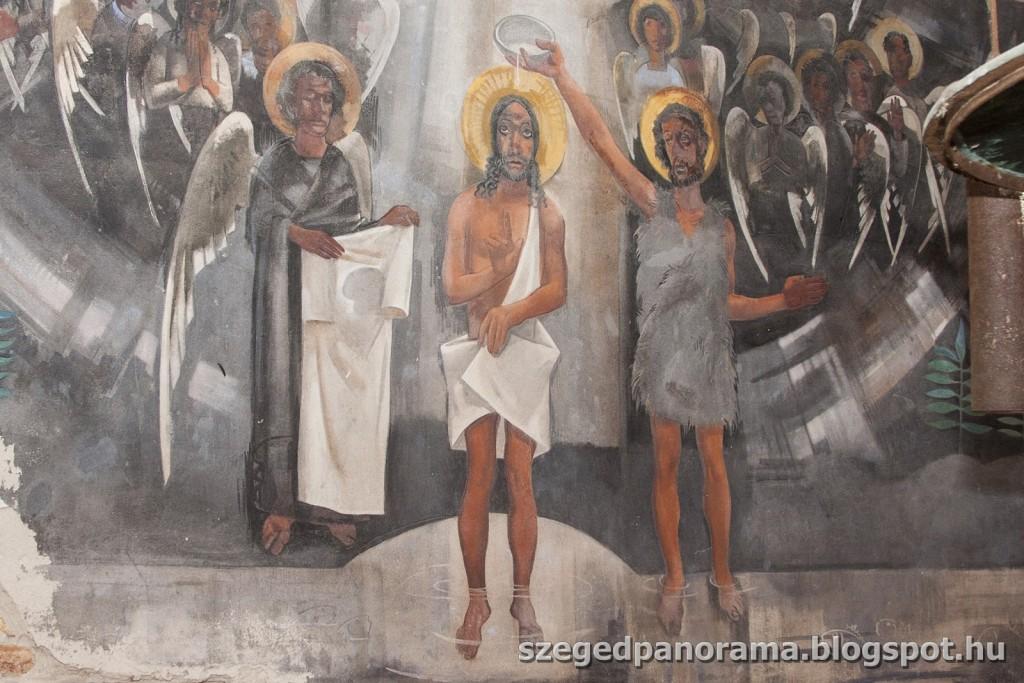 Fresco in the Tower - excerpt