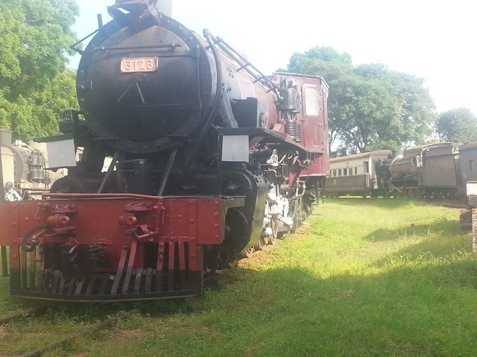 chu-chu train